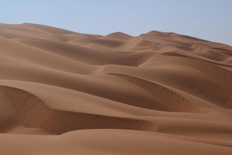 An expanse of desert (CC/Nepenthes)