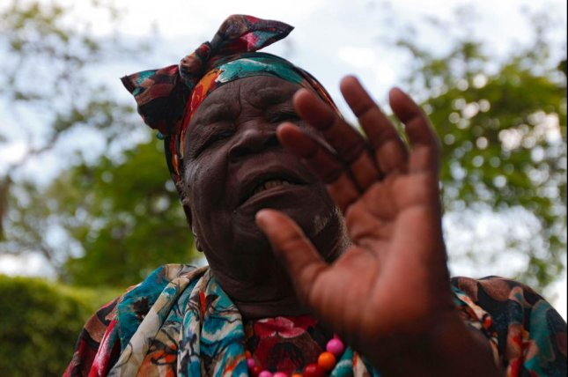 Sarah Obama, step-grandmother to former President Obama, dies at 99 in Kenya