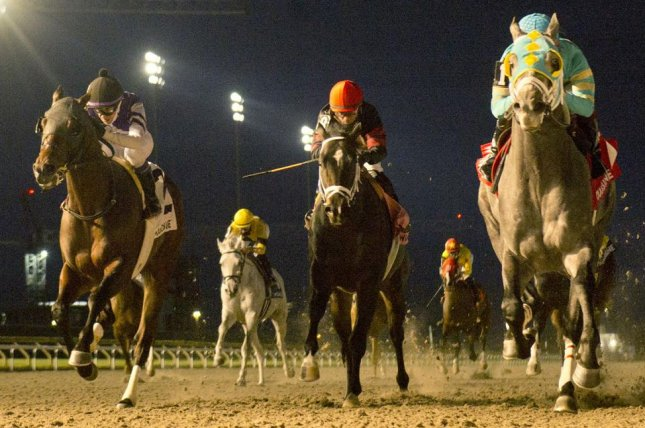 Kentucky invader Field Pass wins Saturday's Ontario Derby at Woodbine, defeating the winners of all three Canadian Triple Crown races. Photo by Michael Burns, courtesy of Woodbine