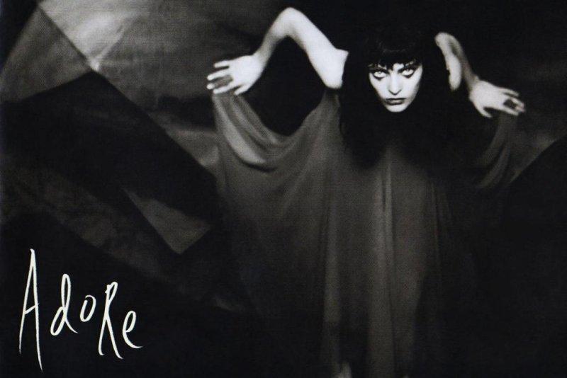 Original album cover for The Smashing Pumpkin's 1998 album 'Adore.' (Virgin Records)