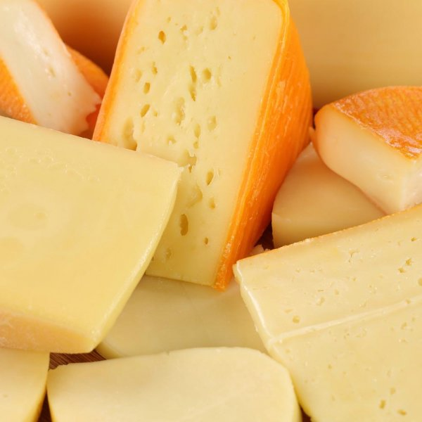 Police in Vaughan, Canada arrested three men for stealing a tractor trailer full of cheese. Photo By Markus Mainka/Shutterstock