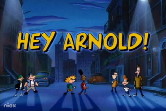 Nickelodeon announced that it's new Hey Arnold movie has been given a name - it's Hey Arnold: The Jungle Movie. Photo courtesy of Hulu