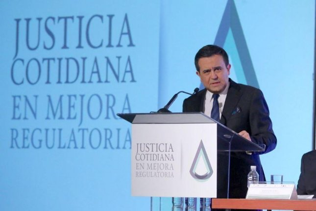 Mexican Economy Minister Ildefonso Guajardo on Thursday said the Mexican government is willing to discuss, but not renegotiate, the North American Free Trade Agreement with the upcoming administration of Donald Trump. Photo courtesy of Ildefonso Guajardo