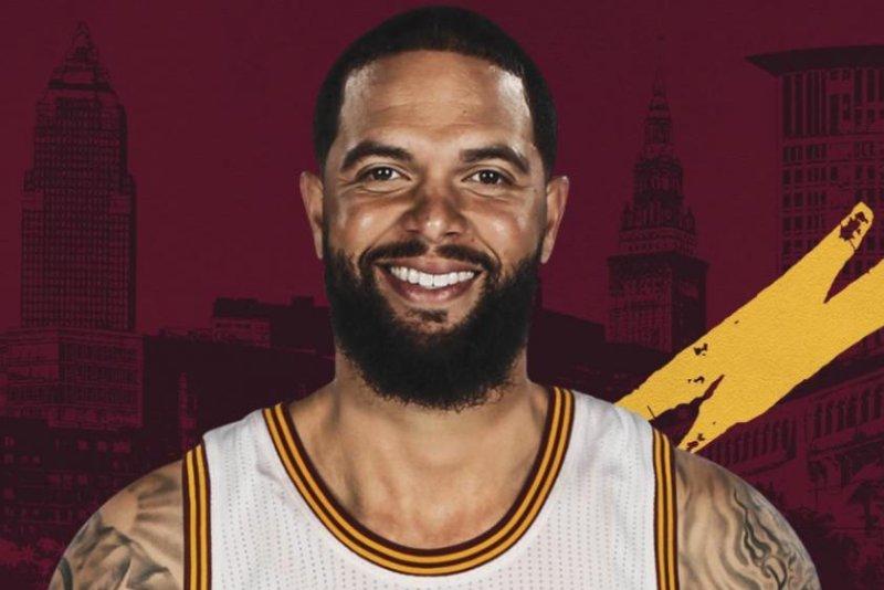 Cleveland Cavaliers PG Deron Williams. (Cavaliers/Instagram)