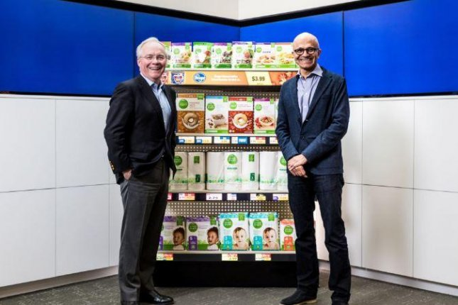 Microsoft Launches Pilot Program To >> Kroger Microsoft Join To Launch Digital Grocery Project Upi Com