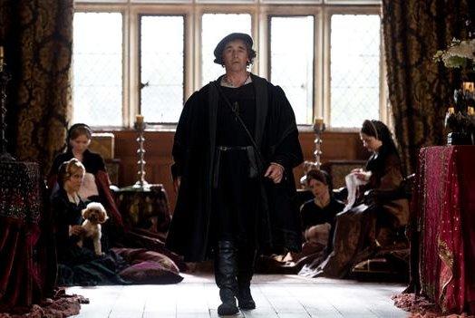 Mark Rylance in Wolf Hall. (BBC.)