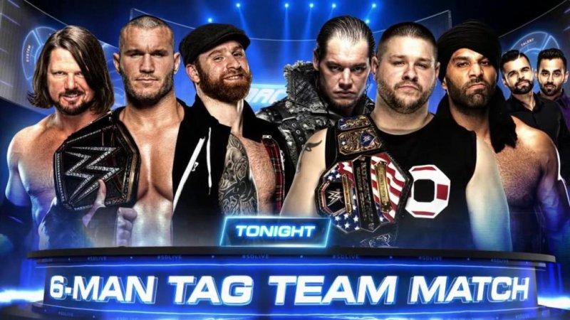 SmackDown Recap: Jinder Mahal Pins Randy Orton