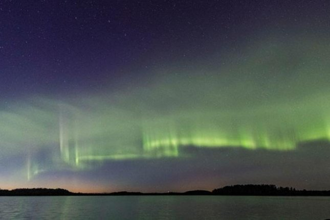 Citizen scientists helped researchers in Finland identify a new type of aurora that occurs in the lower atmosphere. Photo by Kari Saari/University of Helsinki