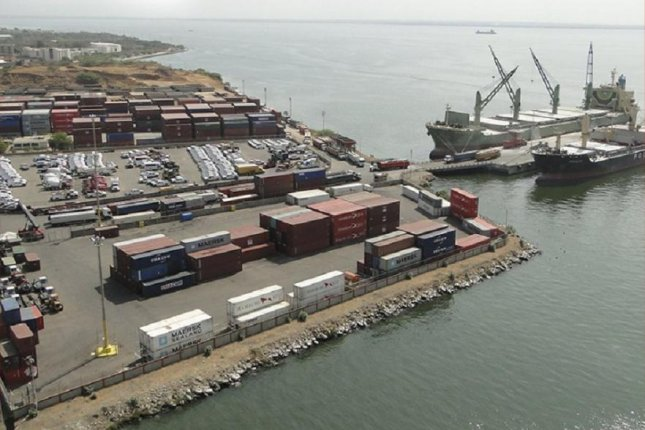 Five ports in Venezuela, including the port in the city of Maracaibo, are now under the control of the Venezuelan military, President Nicolas Maduro announced on Tuesday. Photo courtesy of Bolivariana de Puertos S.A.