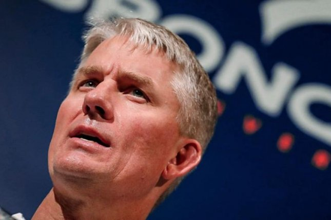 The Denver Broncos fired offensive coordinator Mike McCoy on Monday. Photo courtesy of the Denver Broncos/Twitter