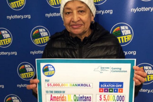 Look: Woman uses lottery winnings to buy another ticket