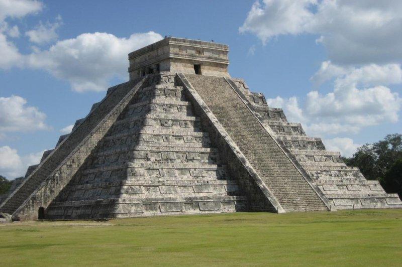 Carbon dating mayan pyramids