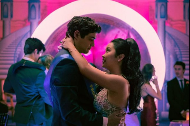 To All the Boys: Always and Forever, starring Noah Centineo and Lana Condor, is coming to Netflix in February. Photo courtesy of Netflix