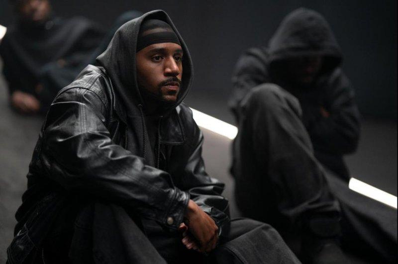 Dennis Coles plays Ghostface Killah in Season 2 of Wu-Tang: An American Saga. Photo courtesy of Hulu