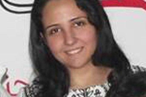 Aya Hijazi, 30, was cleared of child abuse and human trafficking charges in Cairo on Sunday after nearly three years in pretrial detention. Photo courtesy of George Mason University School for Conflict Analysis & Resolutuion