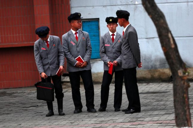 Young North Koreans are using mobile phones to connect to the outside world, a South Korean researcher said Wednesday. File Photo by How Hwee Young/EPA