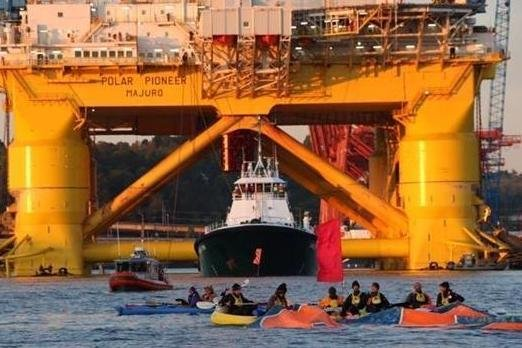 TWA Brief Transocean Deepwater Nautilus |Transocean Shell Rigs