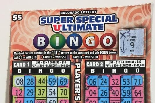 A Colorado Uber driver is $140,000 richer thanks to a winning streak that started with a scratch-off lottery ticket he received as a tip. Courtesy of the Colorado Lottery