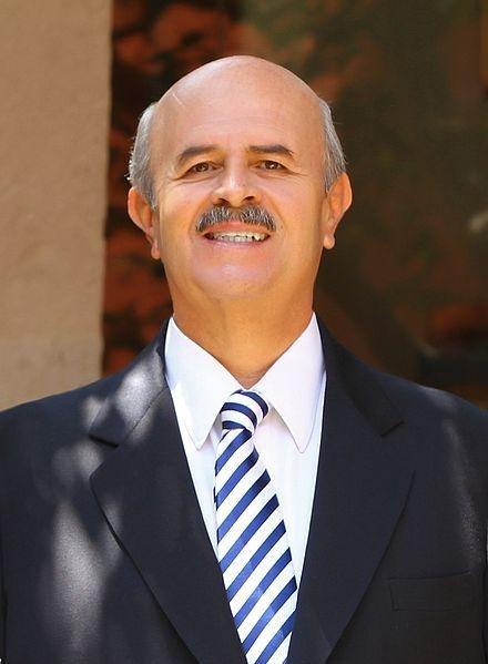 Former Michoacan Gov. Fausto Vallejo (CC/)