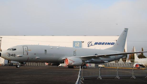 The U.S. Navy awarded Boeing with an order for 19 P-8A Poseidons -- 10 for the U.S. Navy, four for the U.K.'s Royal Navy and four for the Royal Norwegian Navy. Photo courtesy of Boeing