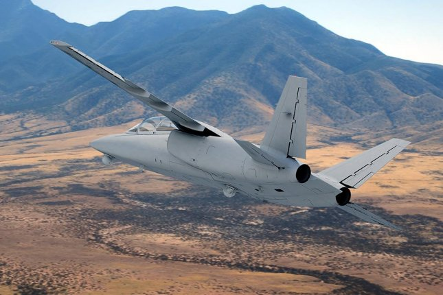 Textron AirLand's Scorpion is being demonstrated in July at air shows in Britain. (Image: Textron AirLand)
