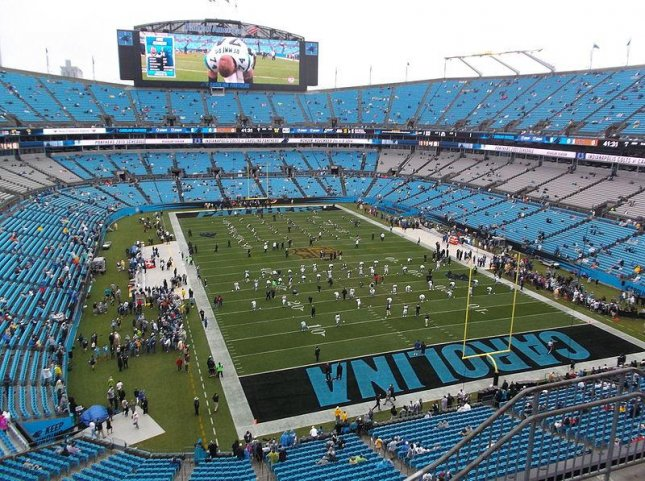 The NFL and the Charlotte-based Carolina Panthers are keeping an eye on violent riots in Charlotte ahead of the Panther's home game vs. the Minnesota Vikings on Sunday. Photo courtesy HangingCurve/Wikimedia