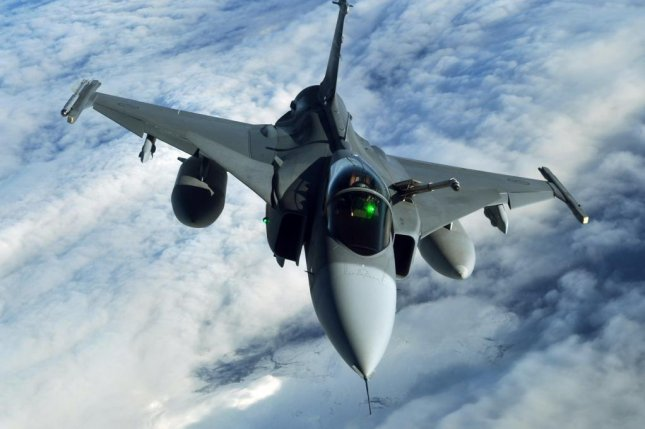 Héroux-Devtek's contract supports Gripen E fighters being developed for the air forces of Brazil and Sweden. U.S. Air Force photo by 1st Lt. Christopher Mesnard