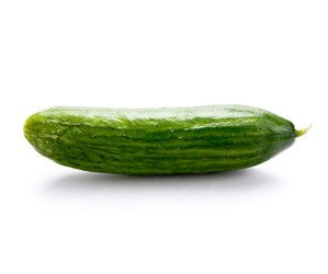 What a cucumber might look like (photo: istock/UPI)