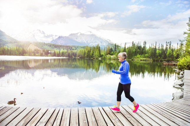 Physical activity helps to maintain and promote brain health, according to a new study. Photo by Halfpoint/Shutterstock