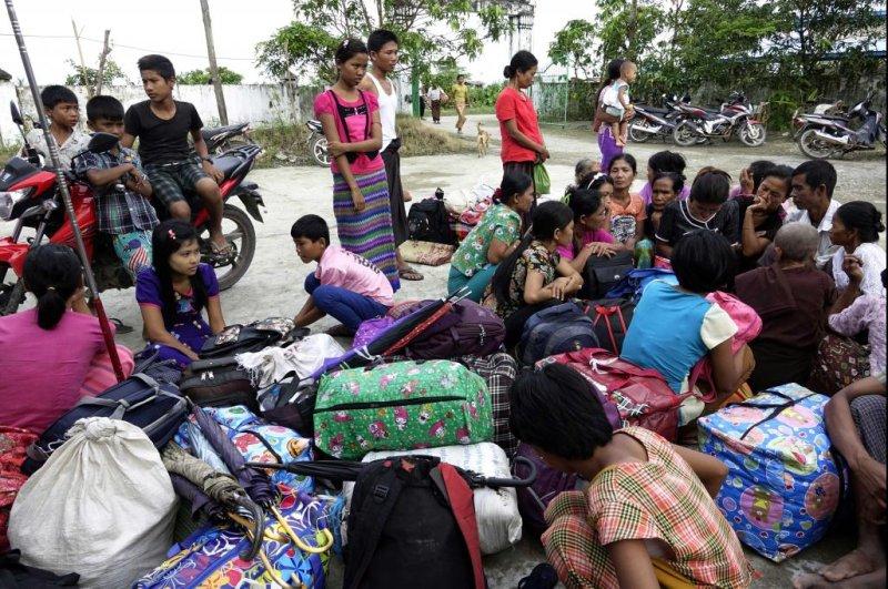 About 400 now dead during crackdown in Myanmar's Rakhine
