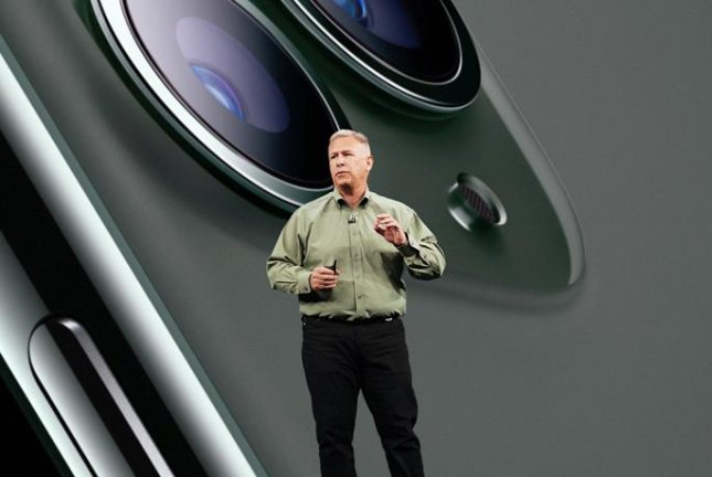 Apple's senior vice president of worldwide marketing will become an Apple fellow after working in Apple's marketing department for over 30 years. Photo courtesy of Apple