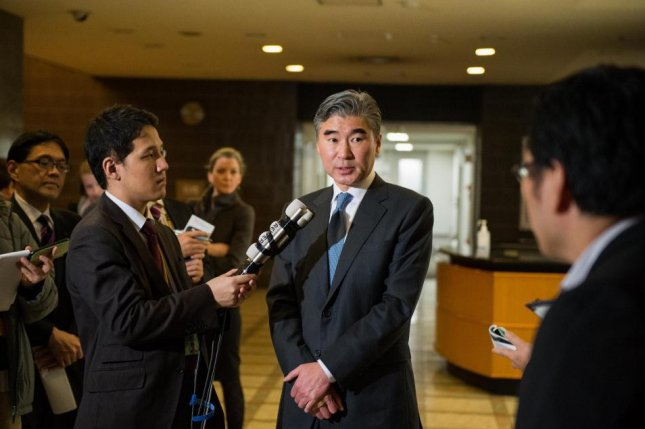 U.S. Special Representative for North Korea Policy Sung Kim does not plan to meet with North Korean delegates in Beijing. File Photo courtesy of the U.S. Embassy in Tokyo