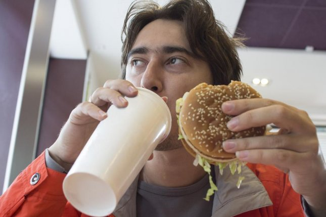 Calorie counts on fast food menus not changing eating habits