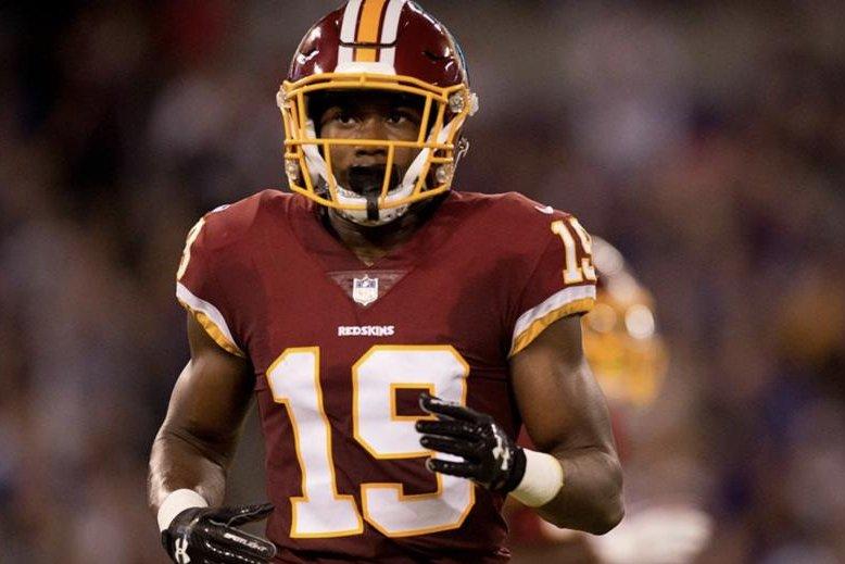 huge discount 1b5ca ec7e4 Washington Redskins sign WR Williams, place WR Davis on IR ...