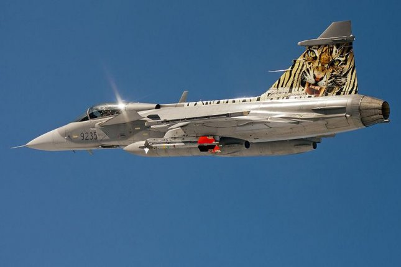 Czech Republic upgrading leased Gripen fighters