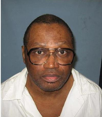 Alabama inmate Vernon Madison, scheduled to be put to death Thursday night for the killing of a police officer, asked for a stay of execution. Photo courtesy Alabama Department of Corrections