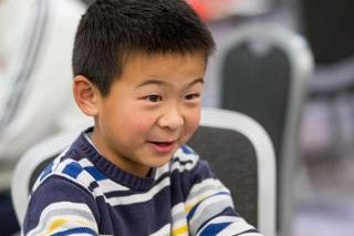 Dedicated bridge player Andrew Chen, 8, has been named the youngest-ever Life Master in the game by the American Contract Bridge League. Photo courtesy of the American Contract Bridge League