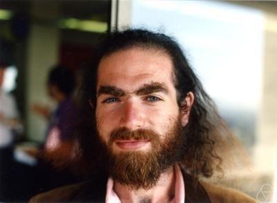 Grigori Perelman in 1993, courtesy of George M. Bergman via Wikimedia Commons.