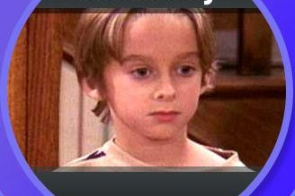 Image of Sawyer Sweeten, courtesy of the official Everybody Loves Raymond website.