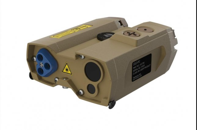 A new multi-functional laser range finder by Safran. Photo courtesy Safran Vectronix