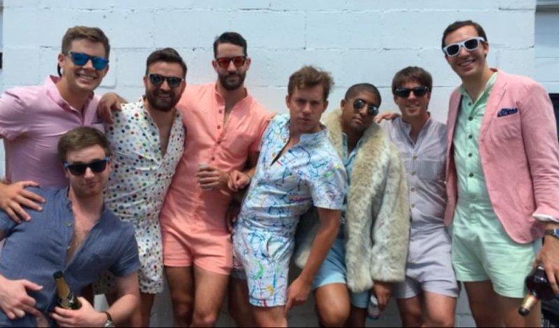 7835d3f2859e RompHim romper for men promises summer  fashion revolution  - UPI.com
