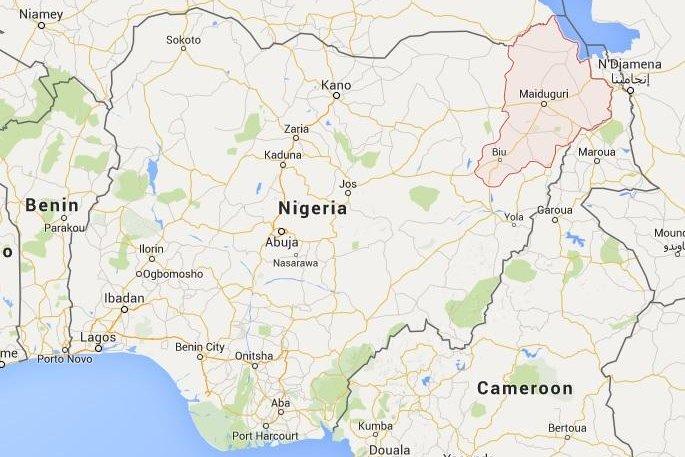 Explosion at market in northeastern Nigeria kills 46 people