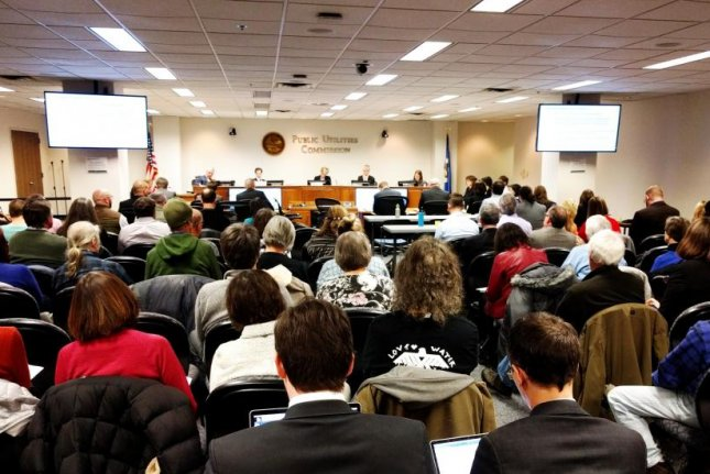 The Sierra Club has aired concerns with Minnesota's Public Utilities Commission about the final environmental impact of a proposed extension of its Line 3 segment that runs through the state. Photo courtesy of MN350