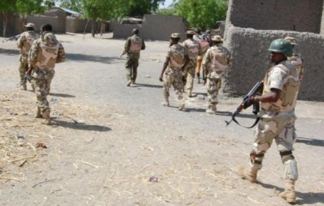 As the Nigerian army depletes the strength of Boko Haram, the Islamist militant group is disguising itself as hunters and vigilantes in Nigeria, and attacking towns in neighboring Niger. Photo courtesy of the Nigerian army
