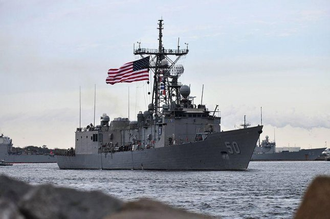 The ex-USS Taylor, which is being reactivated for Taiwan. U.S. Navy photo by Mass Communication Specialist 2nd Class Marcus L. Stanley