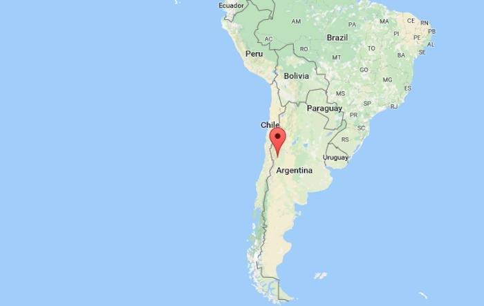 At Least Killed In Argentina Bus Crash UPIcom - Argentina bus map
