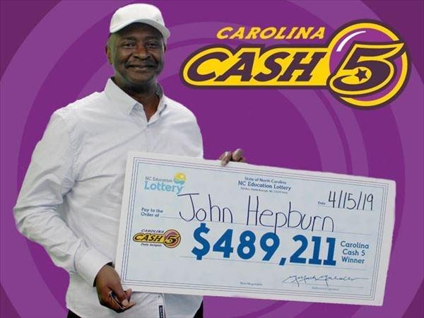 Look: Wind nearly stole man's jackpot-winning lotto ticket