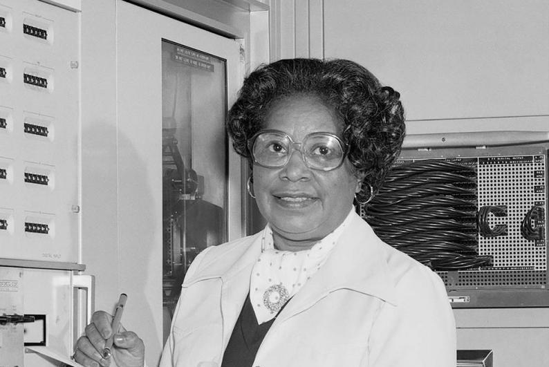 NASA has named its Washington, D.C., headquarters building after Mary W. Jackson, the agency's first black engineer. Photo courtesy of NASA