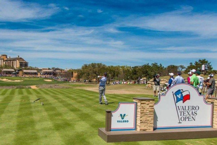 The Valero Open is this week's stop on the PGA Tour. Photo courtesy Visit San Antonio via Twitter