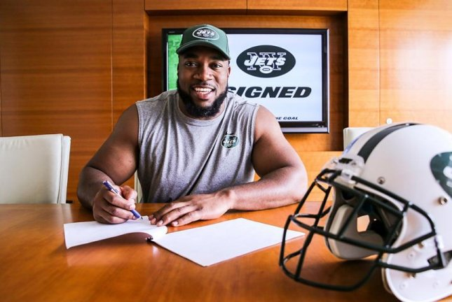 New York Jets reportedly sign rookie DL Nathan Shepherd ...
